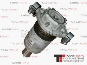 Восстановление заднего пневмобаллона Volkswagen Touareg NF II